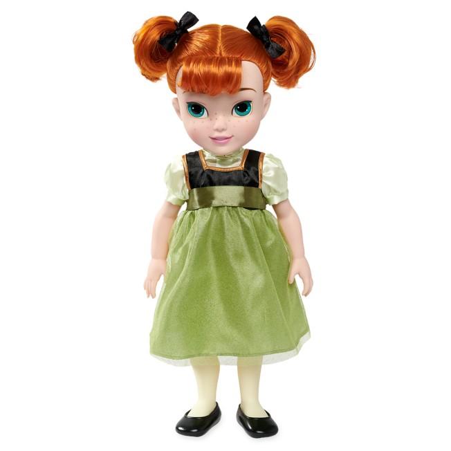 Anna Toddler Doll – Frozen – 15 1/2''