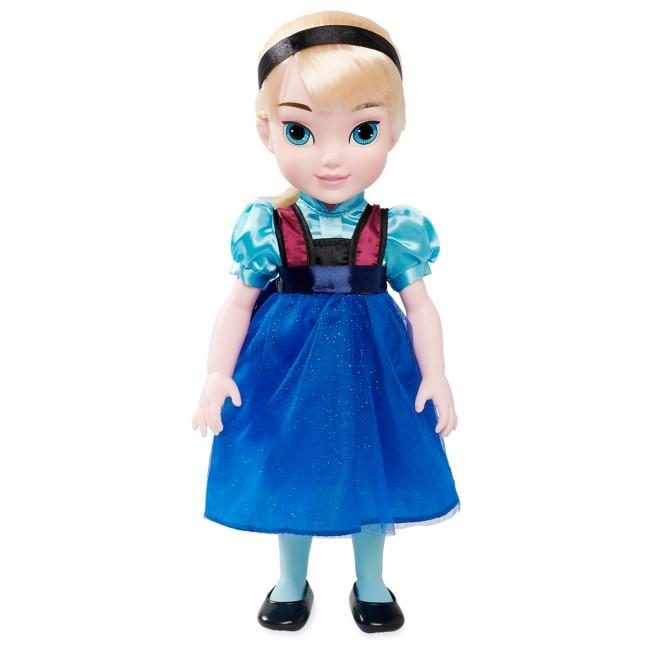 Elsa Toddler Doll – Frozen – 15 1/2''