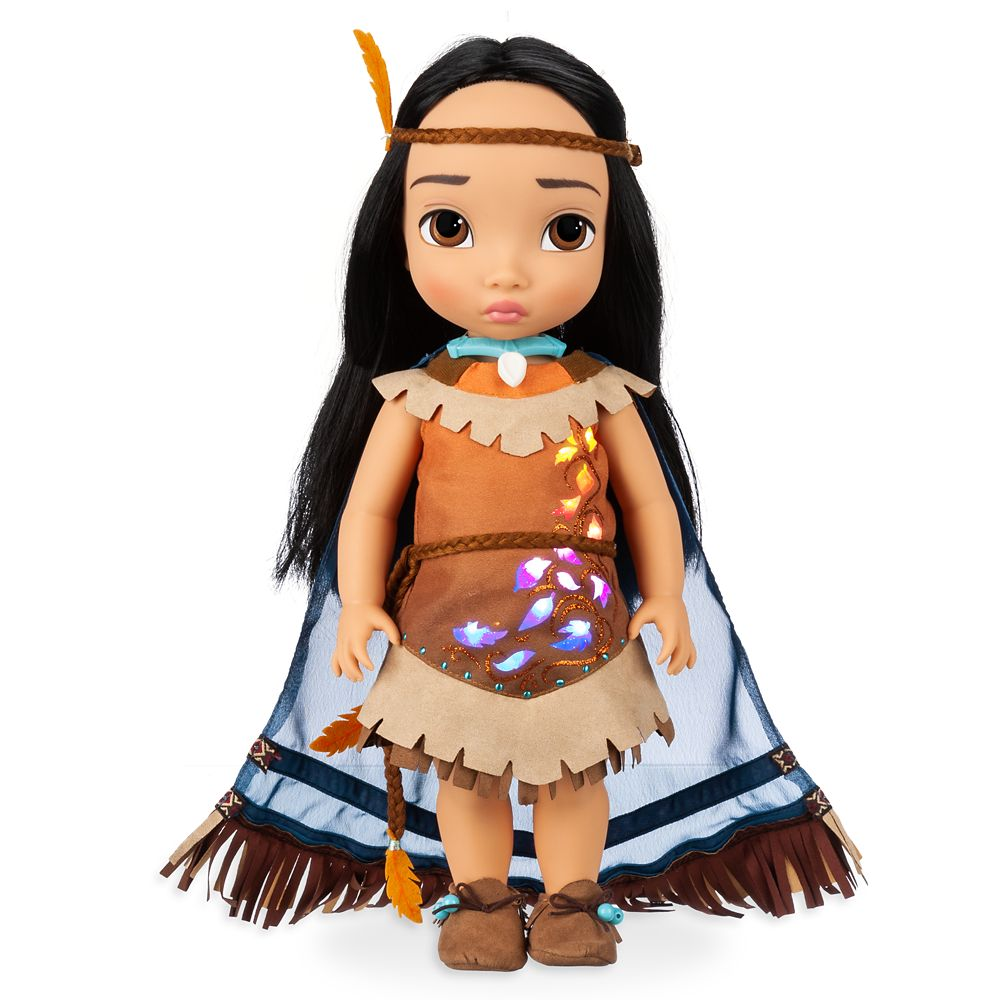 Disney Animators' Collection Pocahontas Doll – Special Edition – 16''