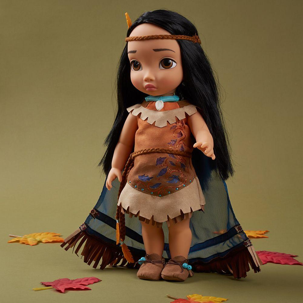 16/'/' Disney Animators/' Collection Pocahontas Doll Disney