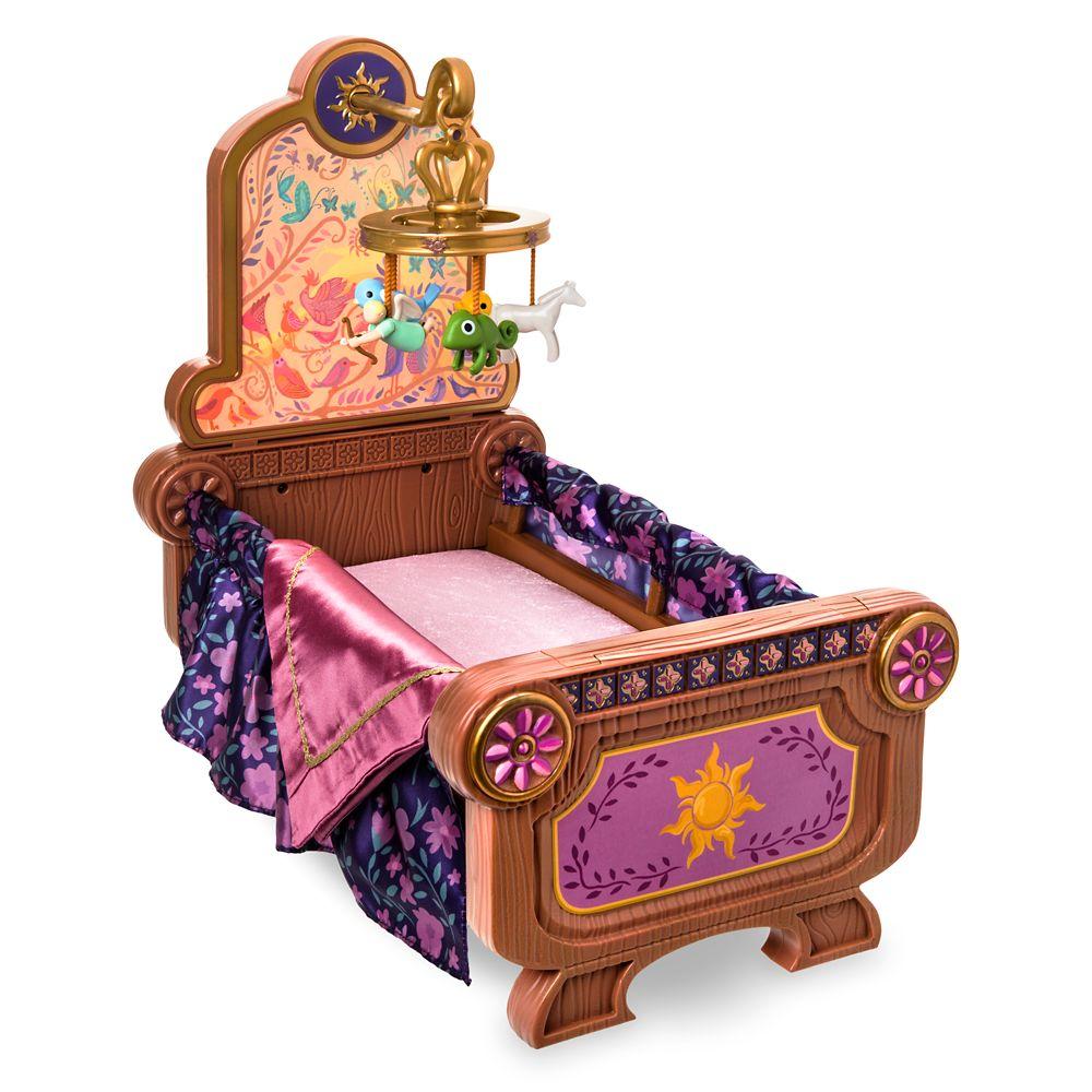 디즈니 애니메이터 라푼젤 인형 세트 Disney Animators Collection Rapunzel Crib Set