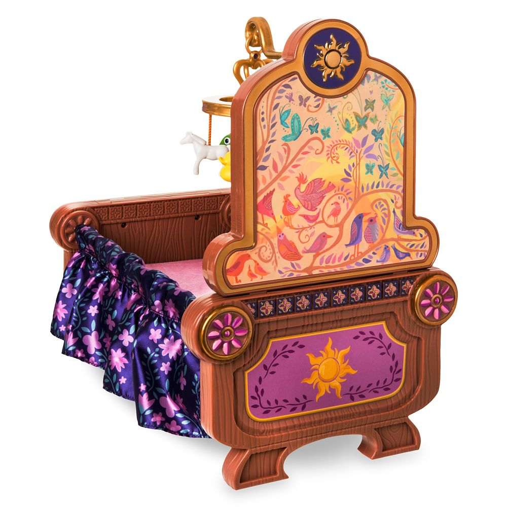 Disney Animators' Collection Rapunzel Crib Set