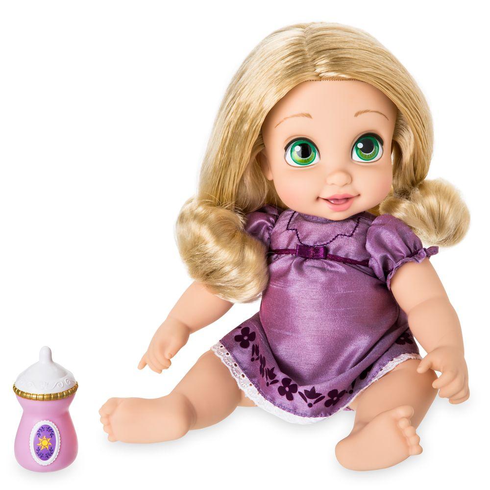Disney Animators Collection Rapunzel Doll Origin Series Shopdisney
