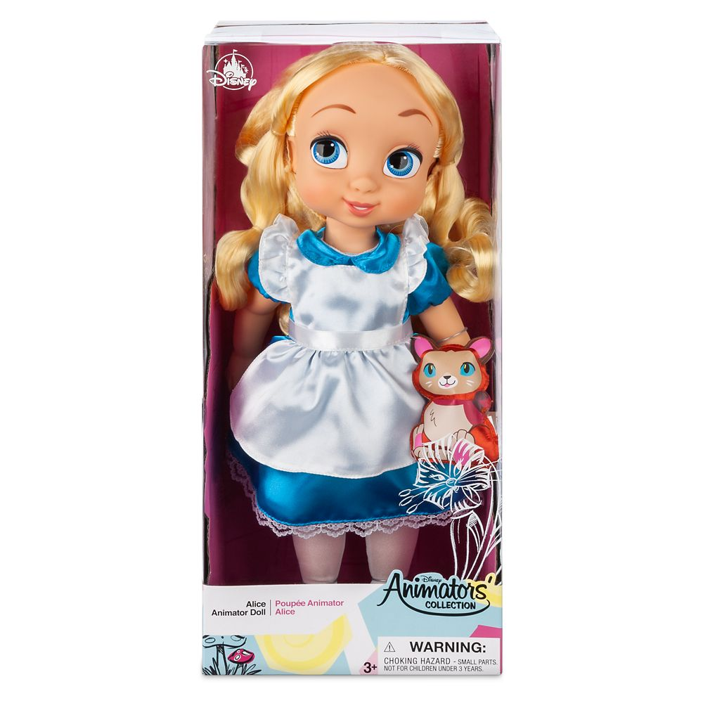Disney Animators' Collection Alice Doll – 16''