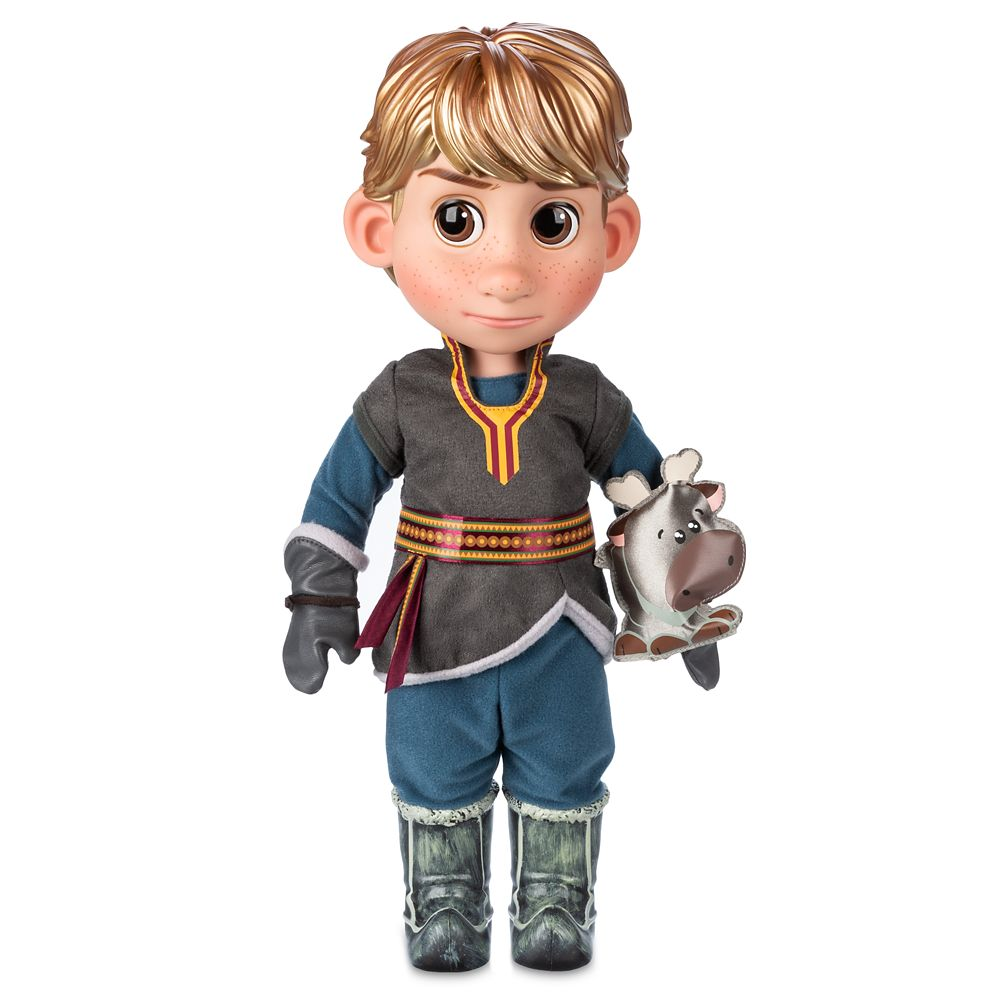 Disney Animators' Collection Kristoff Doll – Frozen – 16''