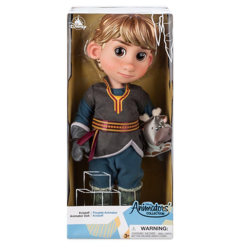 Disney Animators' Collection Kristoff Doll – Frozen – 16''
