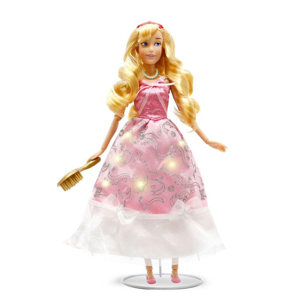 Cinderella Premium Doll with Light-Up Dress 11''