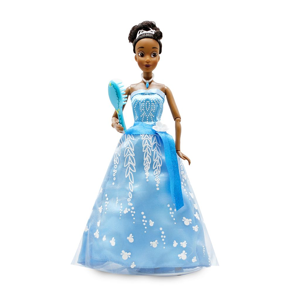 Tiana Premium Doll with Light-Up Dress – The Princess and the Frog 11''