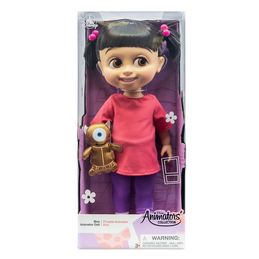 Boo Doll Disney Animators' Collection – Monsters, Inc. – 15''