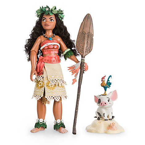 Moana Limited Edition Doll - 16''
