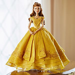 Belle Limited Edition Doll - Live Action Film - 17''
