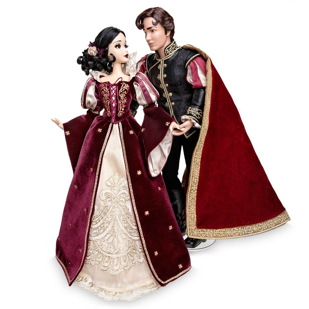 Snow White and Prince Collector's Doll Set – 17'' – Limited Edition
