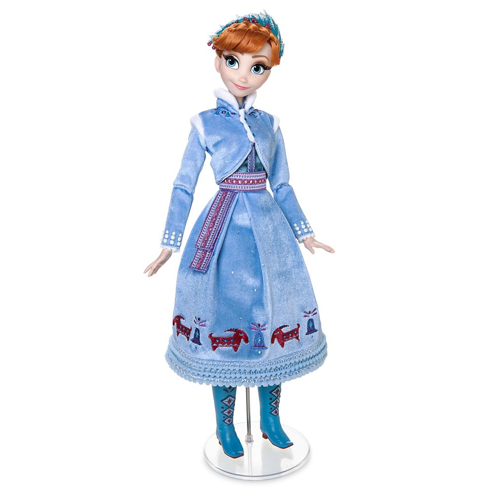 Anna Doll - Olaf's Frozen Adventure - Limited Edition | shopDisney