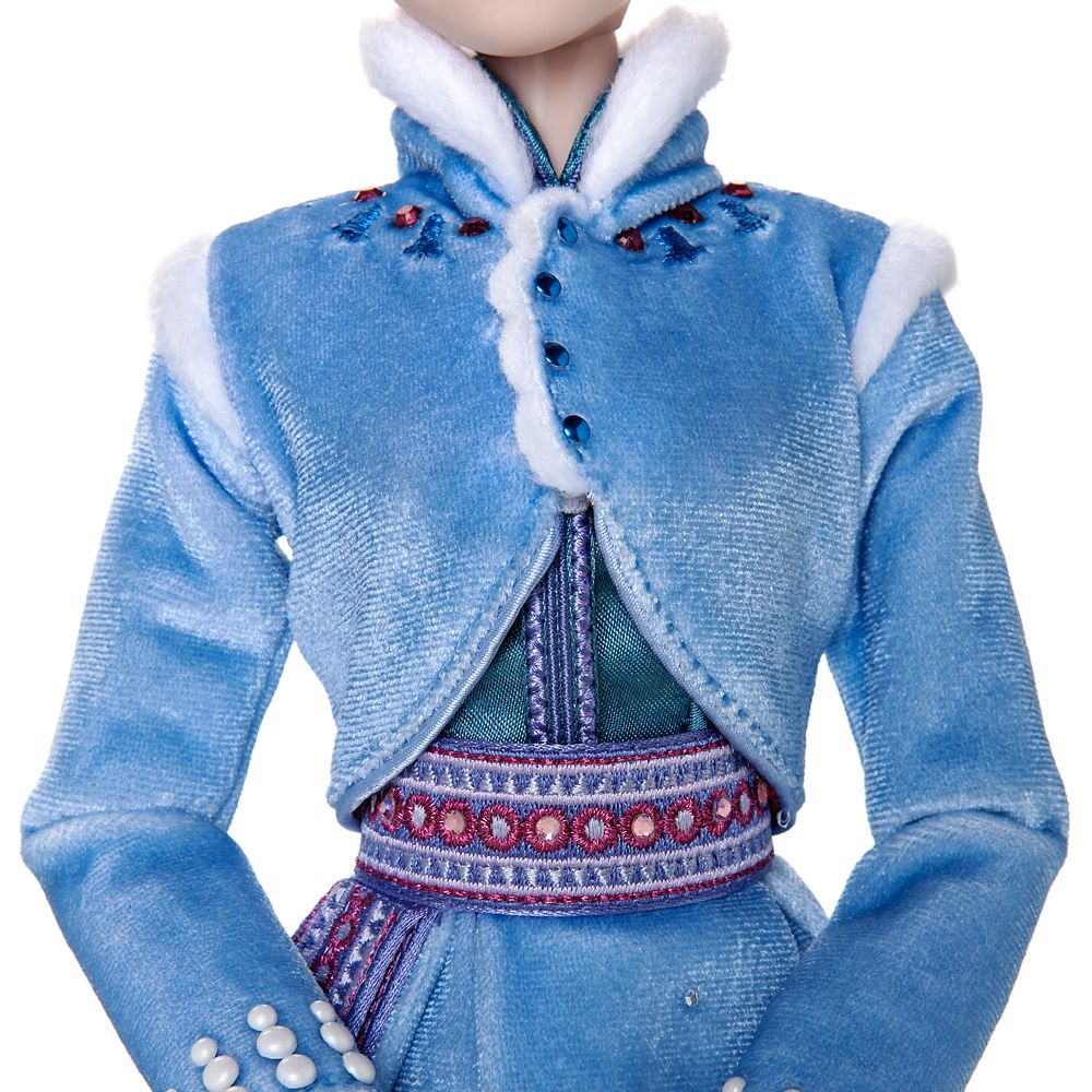 Anna Doll – Olaf's Frozen Adventure – Limited Edition