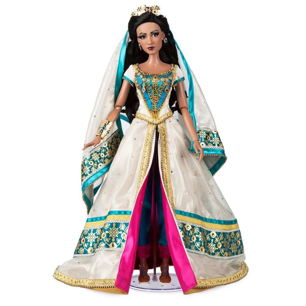 Jasmine and Aladdin Limited Edition Doll Set – Live Action Film – 17''