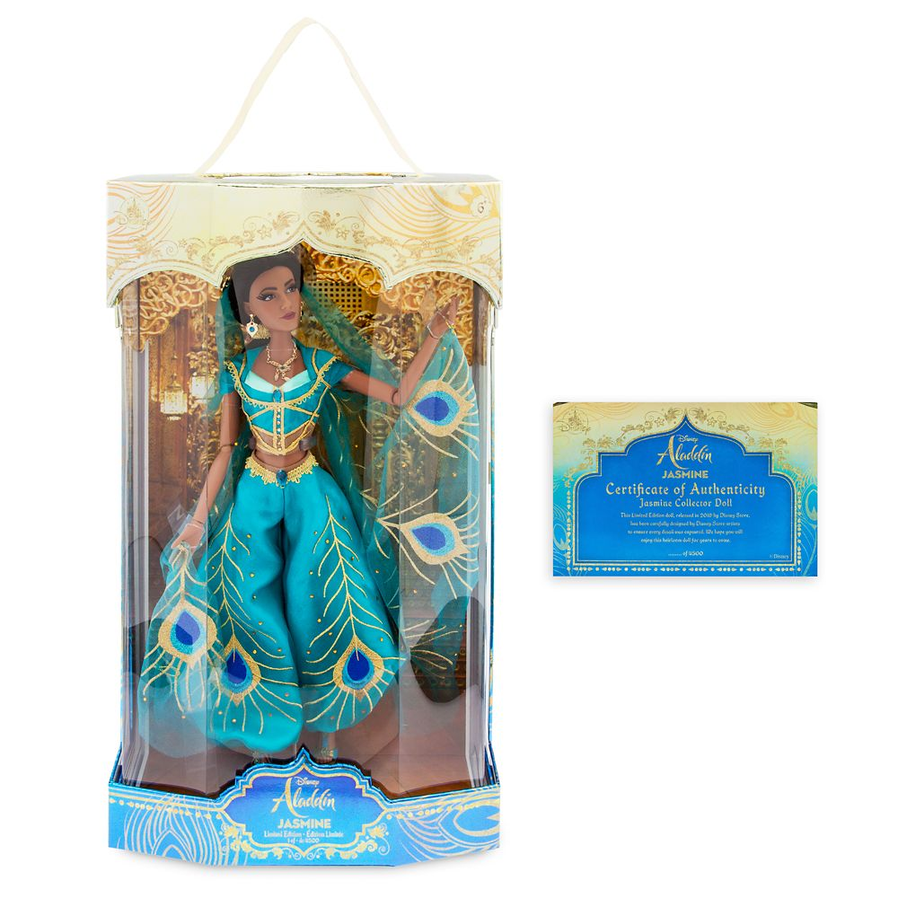 princess jasmine red outfit doll