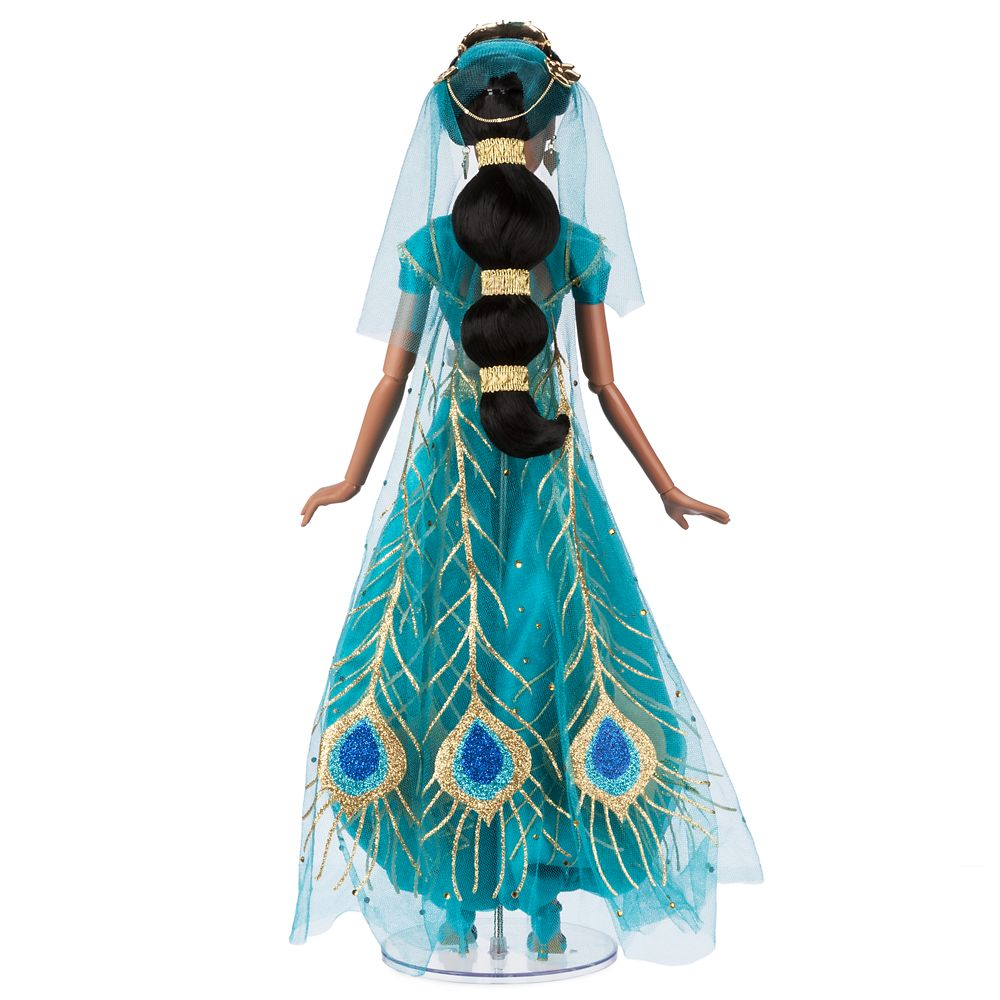 Jasmine Limited Edition Doll – Aladdin – Live Action Film – 17''