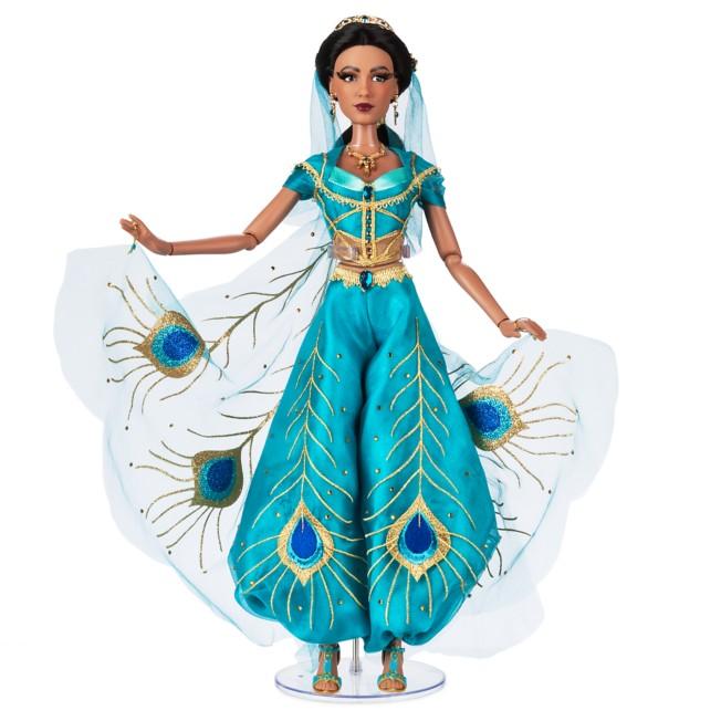 Jasmine Limited Edition Doll – Aladdin – Live Action Film – 17''
