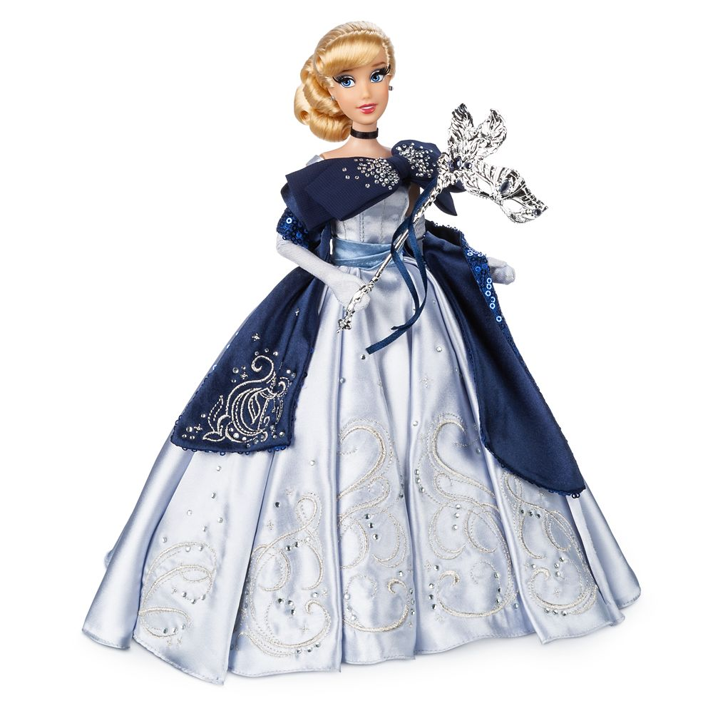 Cinderella Limited Edition Doll – Disney Designer Collection Midnight Masquerade Series – 12''