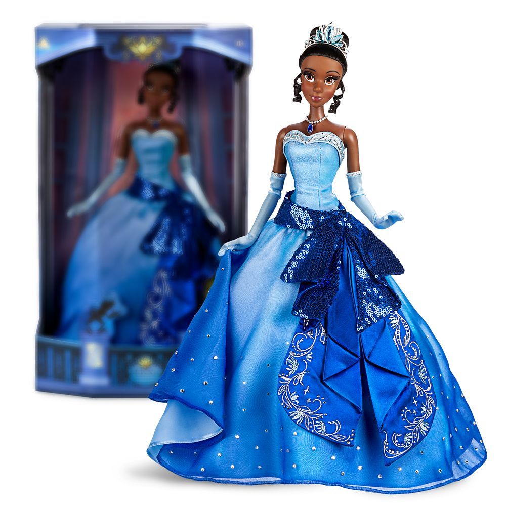 디즈니 '공주와 개구리' 티아라 리미티드 에디션 인형 Disney Tiana Limited Edition Doll – The Princess and the Frog 10th Anniversary – 17