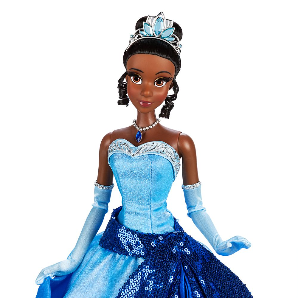Tiana Limited Edition Doll – The Princess and the Frog 10th Anniversary – 17''