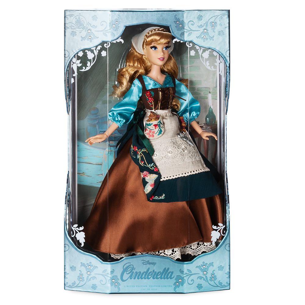 Cinderella Limited Edition Doll – 70th Anniversary – 17''