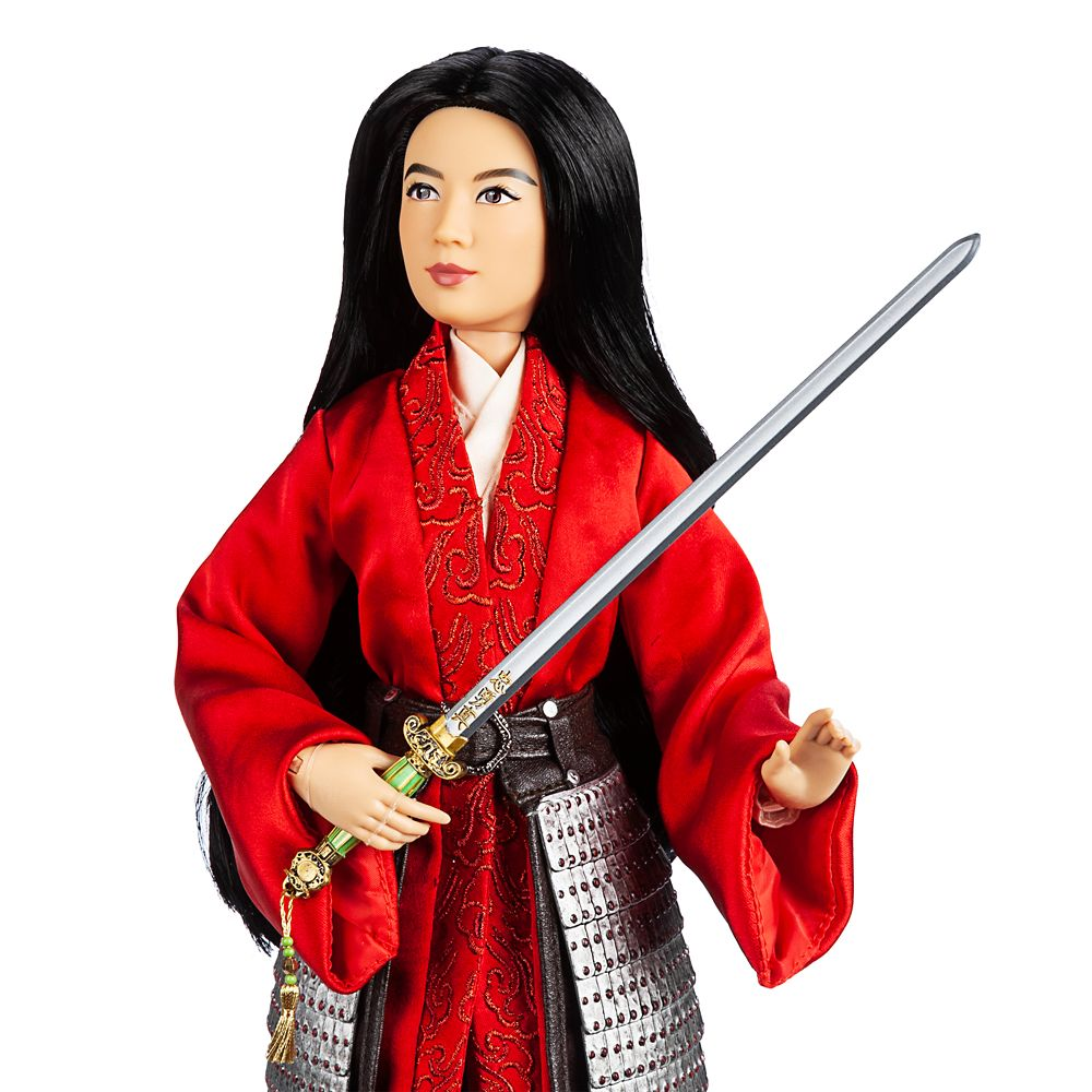 Mulan Limited Edition Doll – Live Action Film – 17''