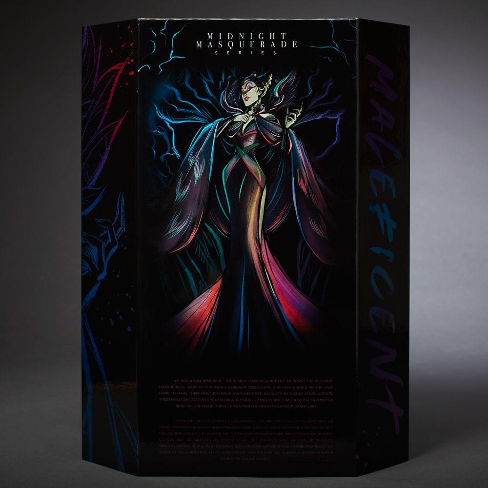 Maleficent Limited Edition Doll – Disney Designer Collection Midnight Masquerade Series – Villains – 12''