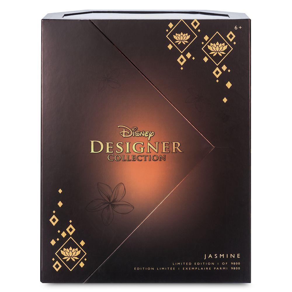 Disney Designer Collection Jasmine Limited Edition Doll – Aladdin – Disney Ultimate Princess Celebration – 14''