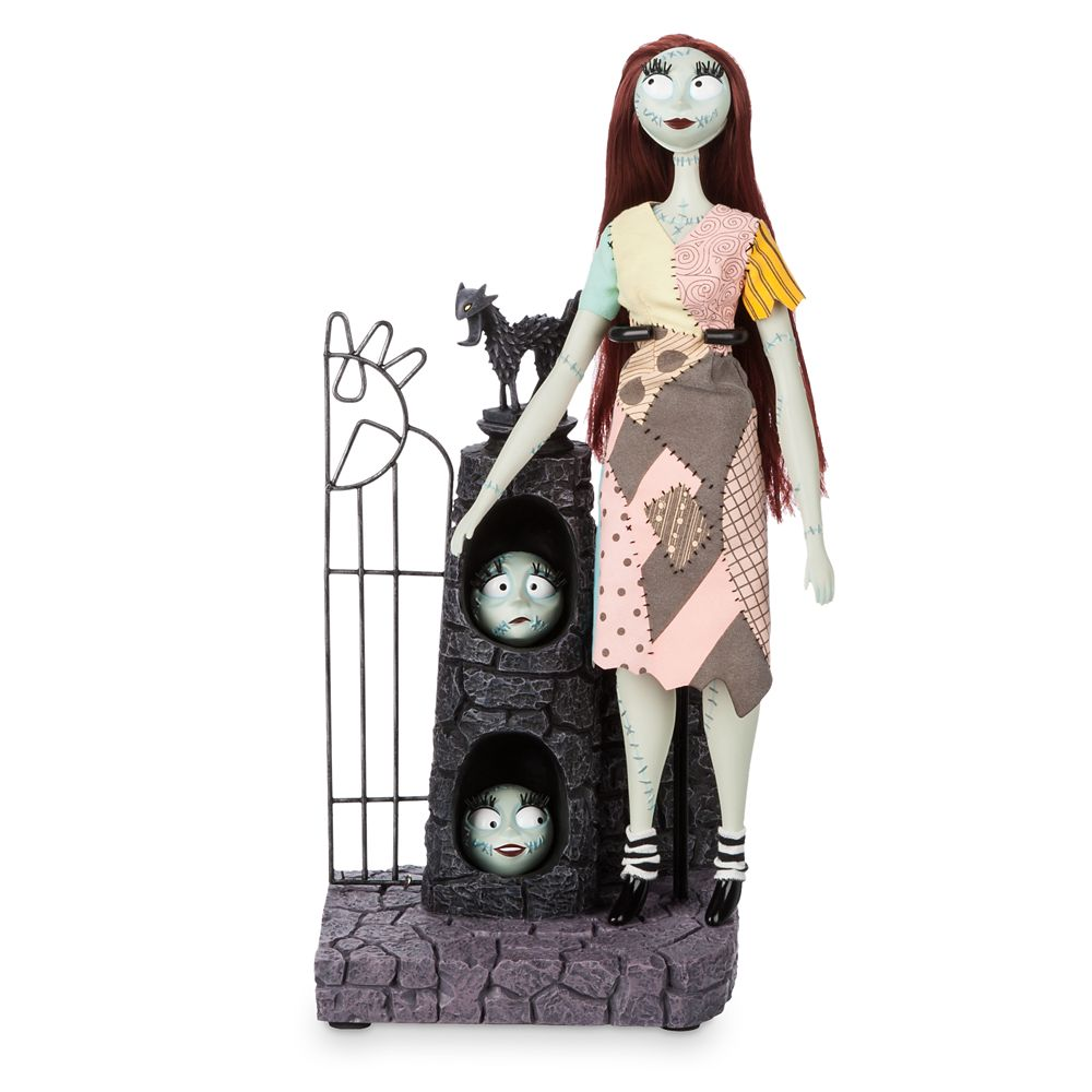 Sally 25th Anniversary Limited Edition Doll  The Nightmare Before Christmas Official shopDisney