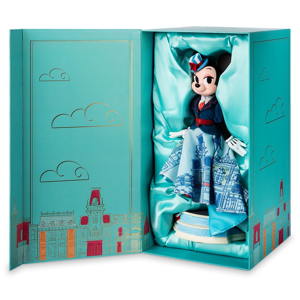 Minnie Mouse: The Main Attraction Figure – Limited Edition
