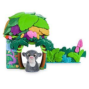 Bagheera Starter Home Playset - Disney Furrytale
