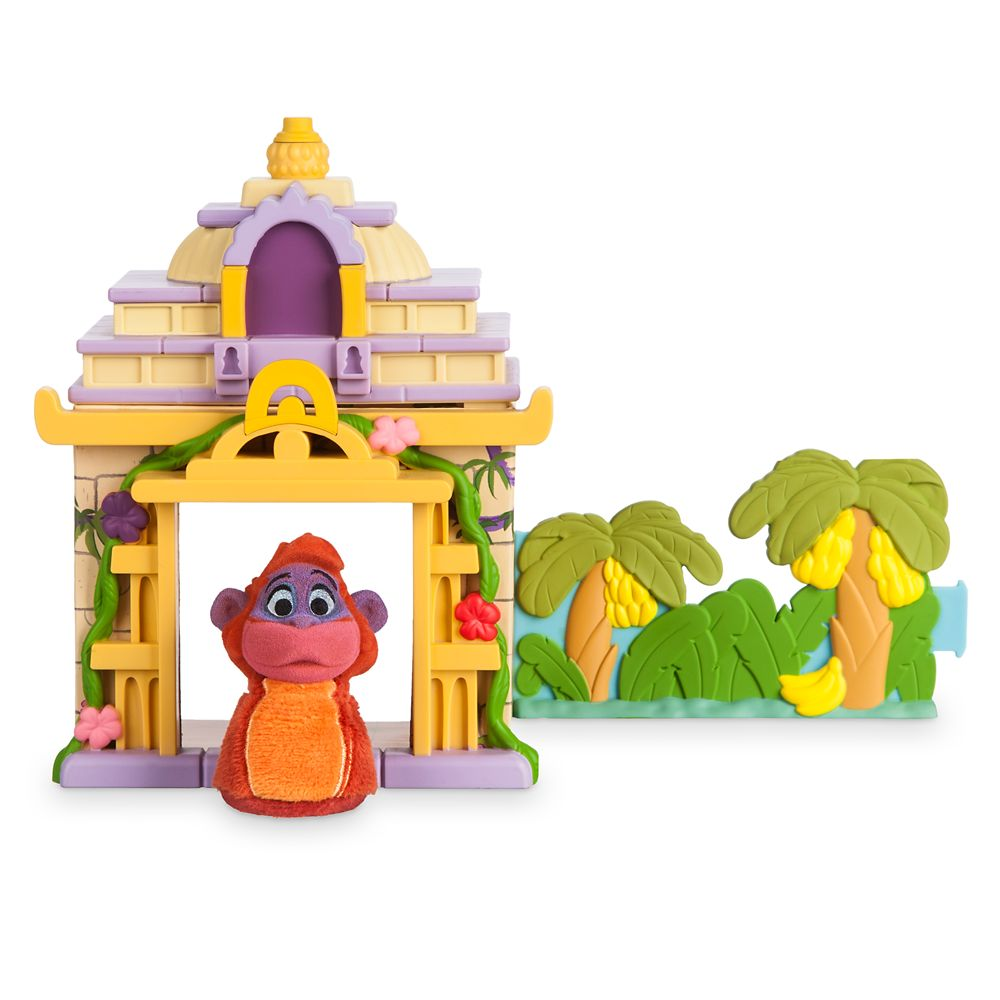 King Louie Starter Home Playset – Disney Furrytale friends – The Jungle Book