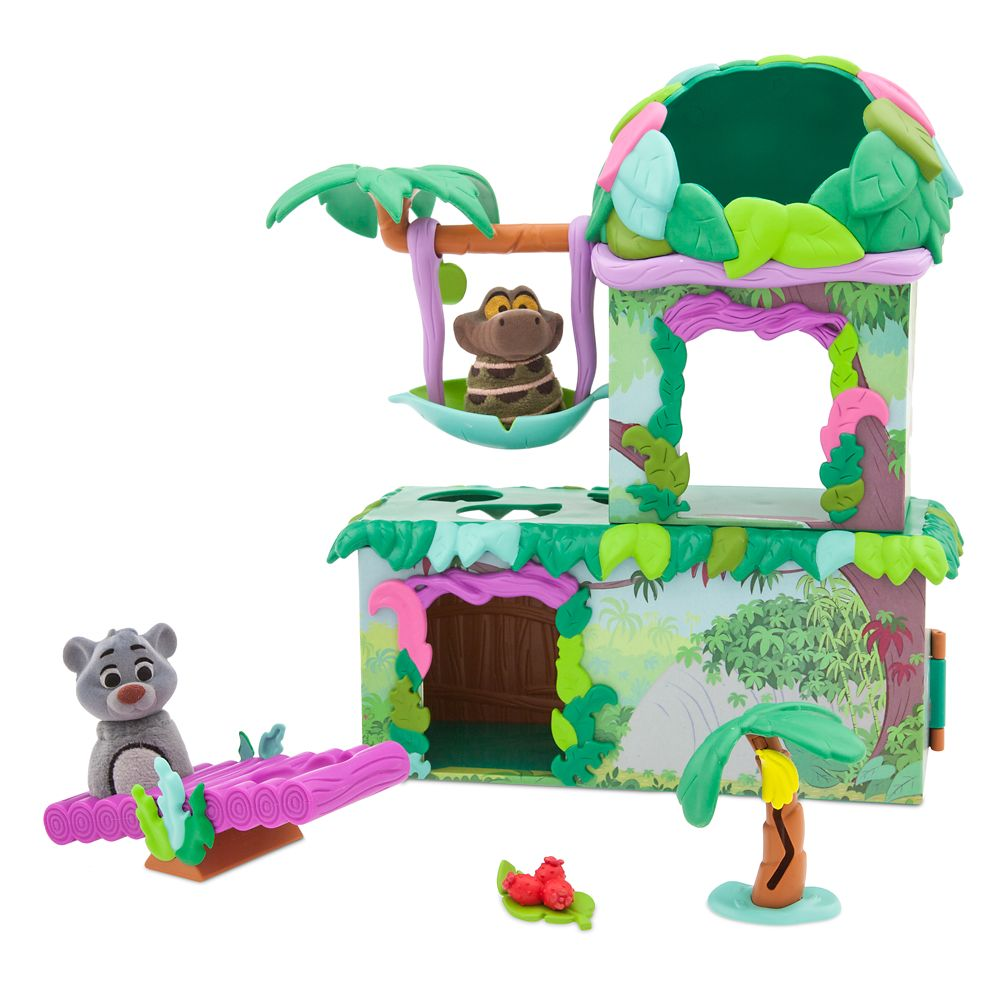 The Jungle Book Deluxe Playset  Furrytale friends Official shopDisney