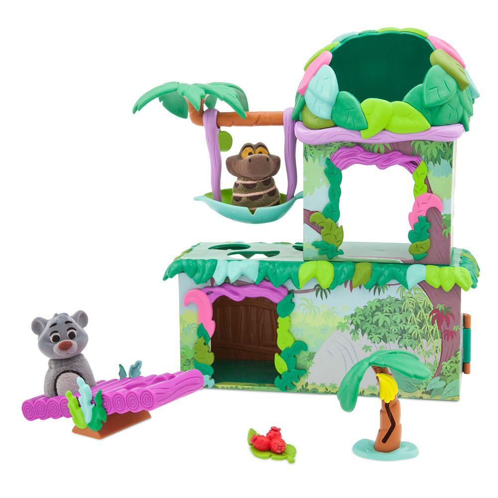 Disney Baloo Shere Khan and King Louie Sock Set for Girls Disney Furrytale friends Multi