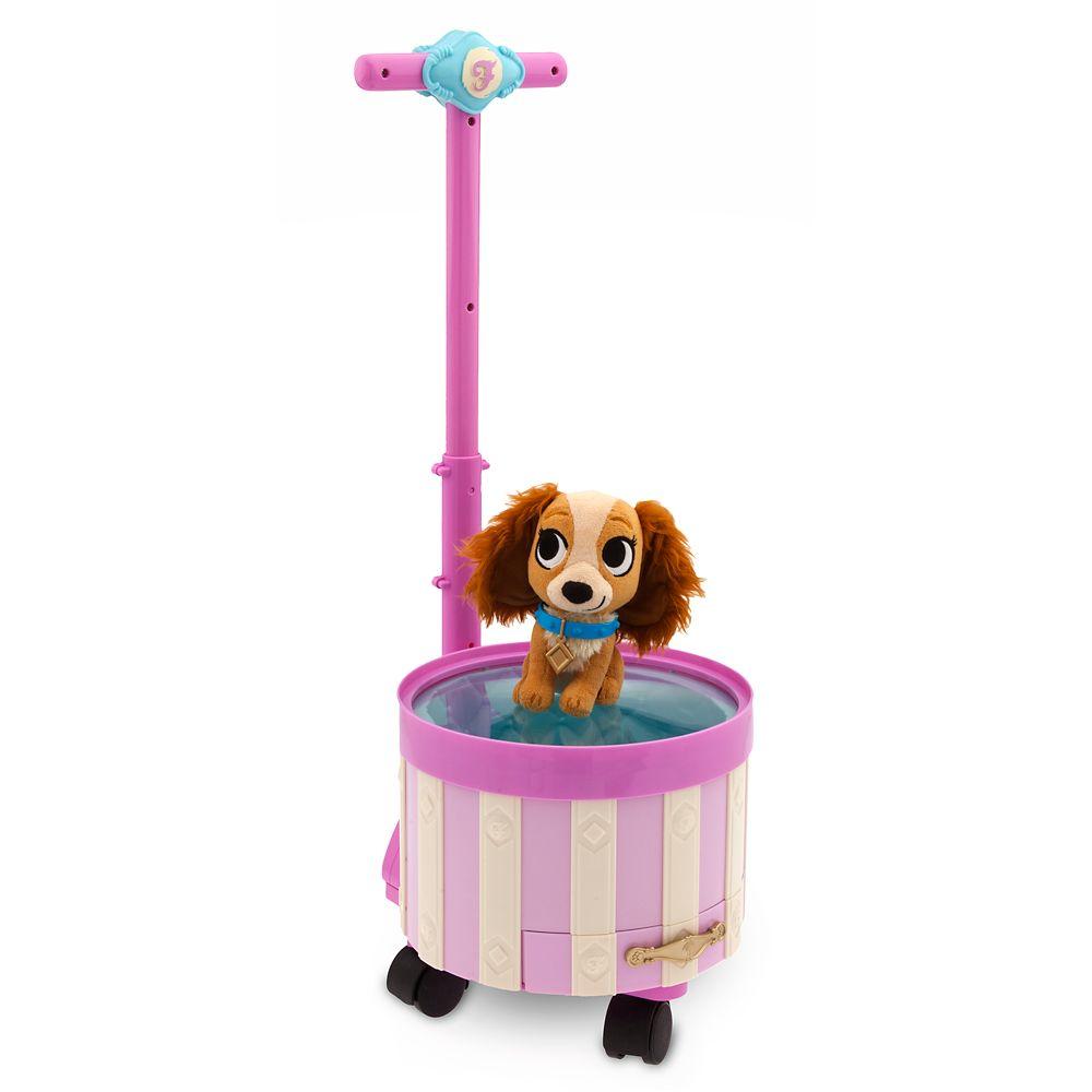 Lady Pet Carrier Playset – Disney Furrytale friends