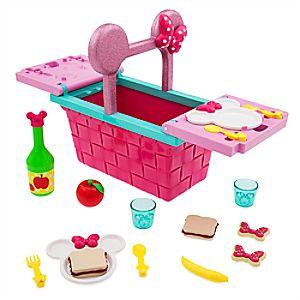 Minnie Mouse Picnic Basket Play Set