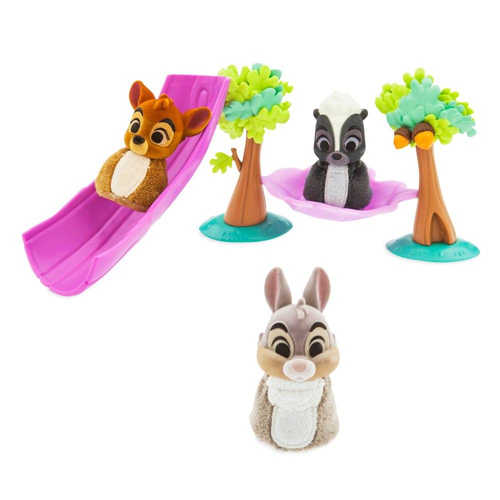 Bambi Play Set  Disney Furrytale friends