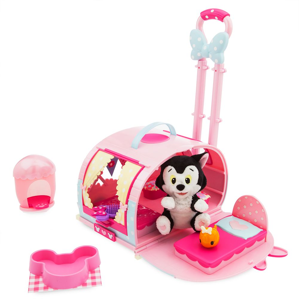 Figaro Pet Carrier Play Set