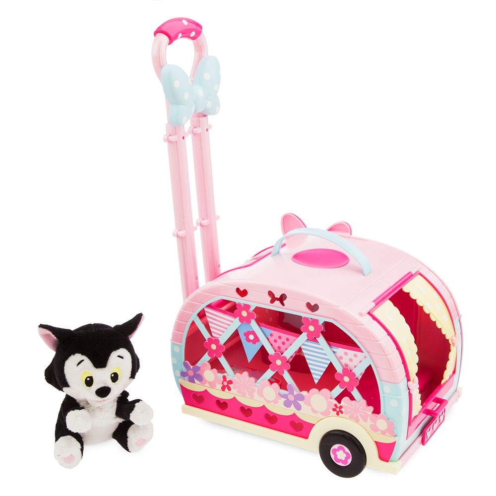 Figaro Pet Carrier Play Set