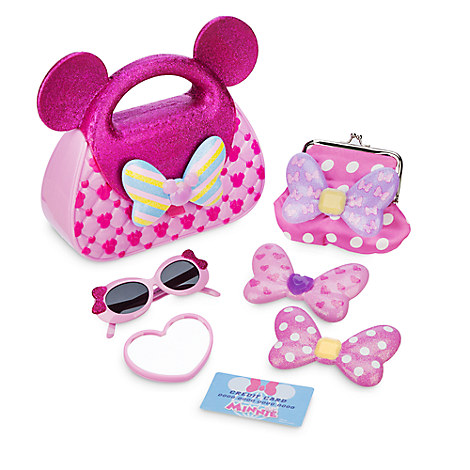 Minnie Mouse Purse Set