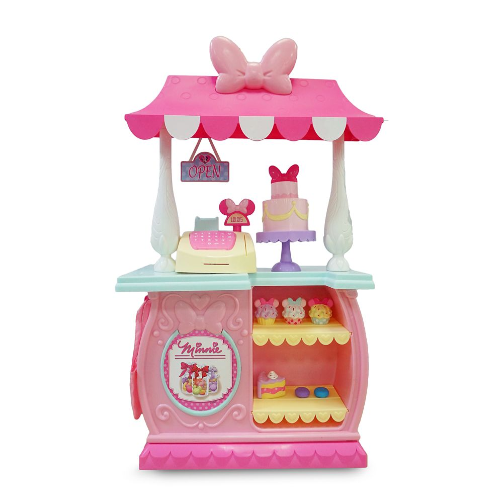 Minnie Mouse Sweet Treats Stand Play Set