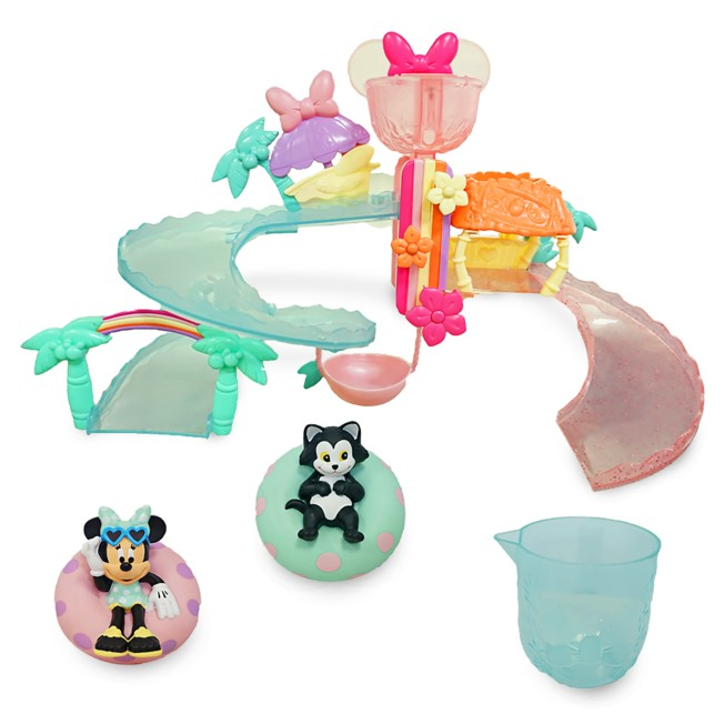 Minnie Mouse Water Park Bath Play Set