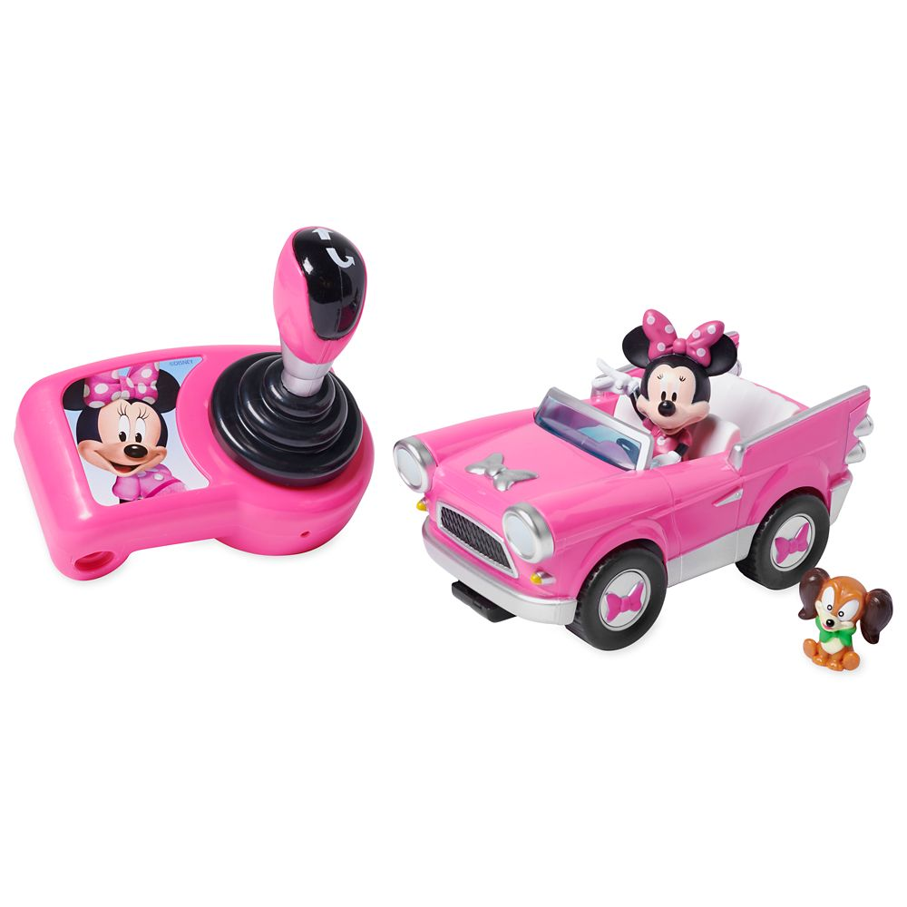 Minnie Mouse Remote Control Car Official shopDisney