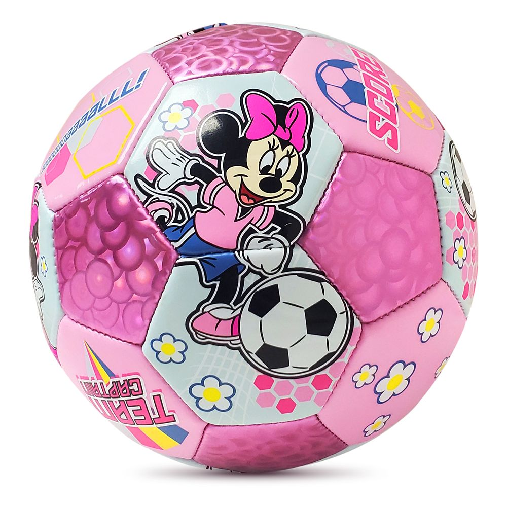 Minnie Mouse Soccer Ball Official shopDisney