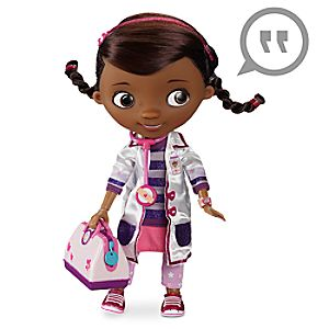 Doc McStuffins Toy Hospital Talking and Singing Doll - 11'' 6004040581430P