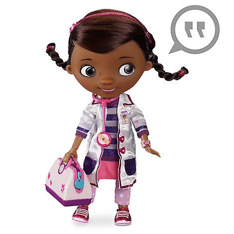 Doc McStuffins Toy Hospital Talking and Singing Doll - 11''