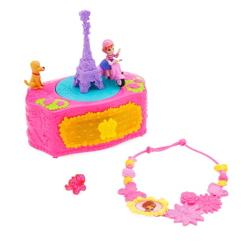 Fancy Nancy Jewelry Box Set
