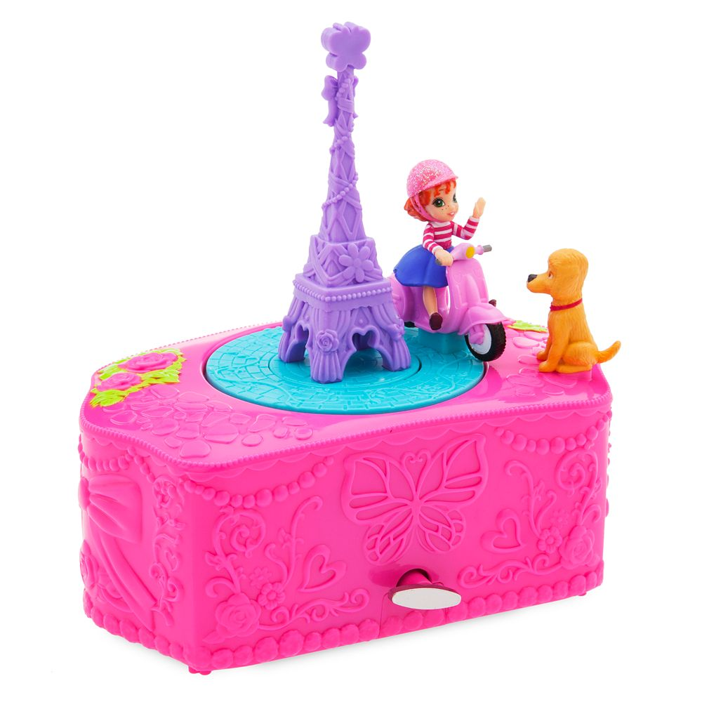 Fancy Nancy Jewelry Box Set