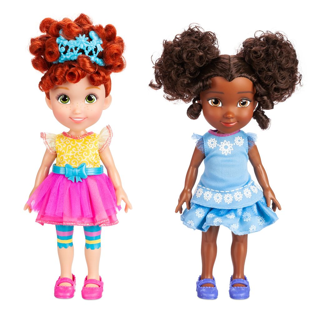 Fancy Nancy and Bree Doll Set